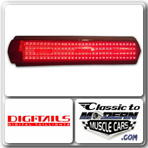 DIGI-TAILS LED Taillight Light Conversion Fits 1967 Shelby / 1967 - 1968 Cougar