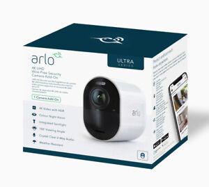 ARLO Ultra VMC5040-100EUS 4K Ultra HD WiFi Security Camera Gen 5 New Sealed