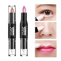 Women Eyeshadow Pencil Cosmetic Glitter Eye Shadow Eye Lip liner Pen Highlighter