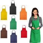 7 couleurs coton Tabliers avec poche de cuisine de cuisinier Artisanat Butcher