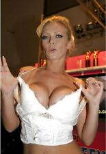 VIVIAN SCHMITT: 1  FotoSET (16 Fotos 13x18cm)  des Deutschen Erotikstars, Busen