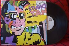 FRANK ZAPPA *** Studio Tan *** VERY RARE & ORIGINAL 1978 Brazil LP