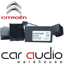 CITROEN Xantia 2000-2002 adaptador de control del volante de tallo Ctsct 001.2