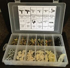 Ford 130x Door Body Side Moulding Fasteners Exterior Trim Clips Kit Nos