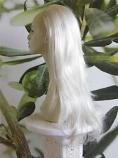 blanc blonde pièce unique Extension de cheveux 63.5cm long 150 grammes en poids