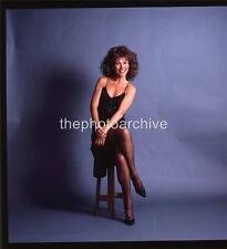 MICHELE LEE 1984 by MILTON GREENE  TRANSPARENCY Copyrights /Avail 216S