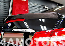 BENZ C207 W207 E COUPE BIG CARBON FIBER TRUNK LIP SPOILER E260 E350 AF-0184