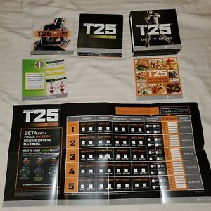 Beachbody Focus T25 Get It Done Alpha + Beta