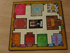 Cluedo Ersatzteil Spielbrett Spielplan Clue englische Version Parker