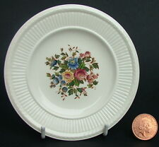 Wedgwood Edme Conway AK8384 Pattern Small Size Butter Plates 12.75cm Look in VGC