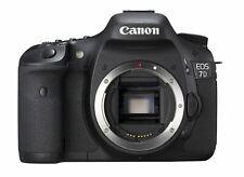 Canon EOS 7d 18.0 mp SLR-cámara digital-negro (sólo carcasa) - como nuevo #858