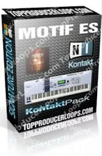 Yamaha motif xf for kontakt 5