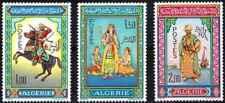 Briefmarken Folklore Algerien 434/6 (36666) - Wert