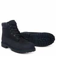 JUNIOR Timberland 6-INCH PREMIUM BOOT BLACK 5.5 UK 39 EU RRP £115 00094125