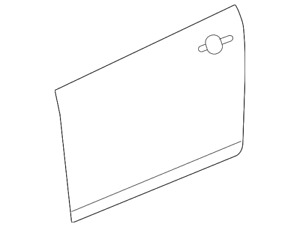 Genuine GM Outer Panel 20946717