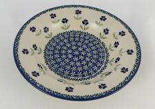 Bunzlauer Keramik Teller, Essteller, tiefer Teller, Suppenteller, ø24cm(T133-ASS