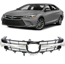 Grille Assembly TO1200387 for 2015-2017 Toyota Camry Replacement plastic chrome