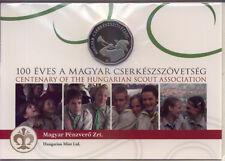 Ungarn 100 Forint 2012 PP Pfadfinderbewegung - in Originalverpackung