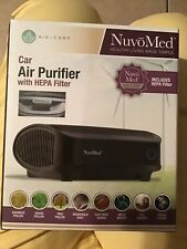 Air-Care Nuvomed Car Air Purifier With Hepa Filter
