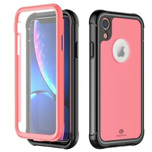 For Apple iPhone XR XS Max Case Shockproof Life Waterproof with Screen Protector