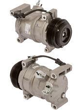 New AC A/C Compressor Fits: 2008 - 2010 Dodge Grand Caravan V6 3.3L 3.8L