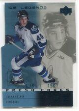 2000-01 Upper Deck Ice Legends 52 Juraj Kolnik Rookie 134/150