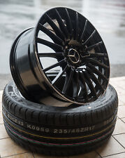 18 Zoll AX5 Felgen für Mercedes Benz GLK S SL SLK Klasse W170 W171 W172 AMG 55