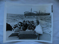 Morituri Yul Brynner 8X10 B&W movie photo