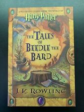 The Tales of Beedle the Bard by J. K. Rowling (Hardcover) FREE SHIP