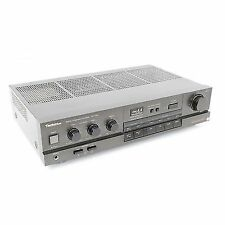 Technics Not Rack Mountable Home Audio Amplifiers & Pre-Amps