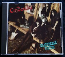 Cinderella - Heartbreak Station CD (Southern Rock Metal) Disc Mint NEW CASE