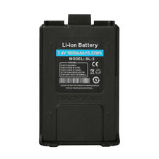 Org Baofeng Batteria Li-ion 7.4v 1800mah per Uv-5r 5r Plus 5ra 5re Battery EU