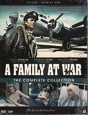 A FAMILY AT WAR - COMPLETE 16 DISC COLLECTION  -  DVD  PAL Region 2 - sealed