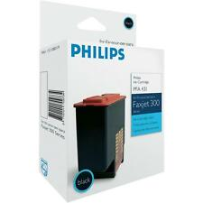 ORIGINALE Philips PFA431 Black Faxjet 320 325 335 355 365 375 1 stClass Freepostage