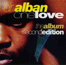 DR. Alban-One Love-The album (12 Tracks!)