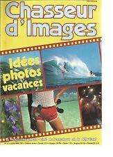 CHASSEUR D'IMAGES N°33 IDEES POUR VOS VACANCES / JEUX ET LOISIR / LES MARMOTTES