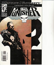 The Punisher-Vol 4 Issue 32-Marvel Comic