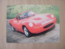 GINETTA G27  Sales Brochure Leaflet  1998. Pinto / Zetec