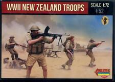 Strelets Models 1/72 WORLD WAR II NEW ZEALAND TROOPS Figure Set