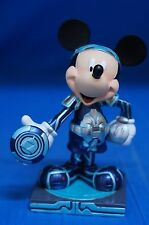 "Mickey Tron 6"" Figurine 19507 Disney Inspearations Retired"