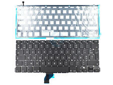 """NEW French Keyboard w/ Backlight  for Macbook Pro A1502 13"""" 2013 2014 2015"""