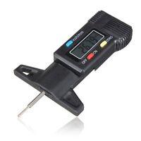 Digital Tiefenmesser Messchieber Profiltiefenmesser LCD Reifen Profilmesser M8M8