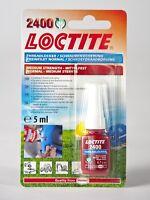 Loctite 2400 OEM Specified Medium Strength Thread Lock & Sealant Stud/Nutlock