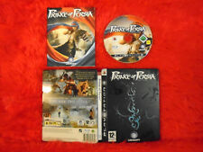 ps3 PRINCE OF PERSIA Collectors Steelbook Edition PAL UK Version REGION FREE