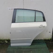 58) VW Golf V Plus Tür hinten links HL aus 2009 LR7L