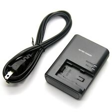 Battery Charger for Canon VIXIA HF M50 M52 M500 R30 R70 R72 R700 Brand New