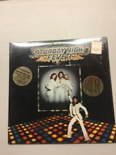 SATURDAY NIGHT FEVER original STILL SEALED Double LP (RSO RS-2-4001) BEE GEES