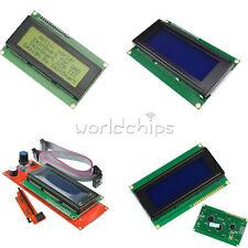 Blu/Giallo 3.3/5V inter-integrated circuito I2C TWI SP IO Interfaccia 20X4 lcdcharacter Display Module