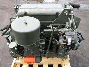 GOVERNMENT SURPLUS DETROIT DIESEL 3-53 ENGINE
