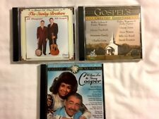 3 Brand New ~ Gospel Hits CDs ~ Gift Set ~ 31 Traditional Songs ~ NEW